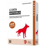 AntiVirus G Data 2015 1PC 2LATA BOX