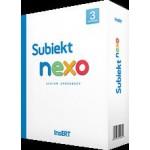 InsERT- Subiekt nexo - 3 st.