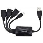 Esperanza Hub 4 Porty USB 2.0 EA114