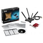 ASUS PCE-AC88 DualBand Wi-Fi PCI-E AC3100 MIMO 4xRSMA