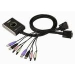 KVM ATEN DVI/USB/Audio CS682 (CS682-AT) 2-port.
