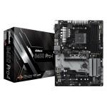 ASRock B450 Pro4 /AMD B450/DDR4/SATA3/M.2/USB3.0/PCIe3.0/AM4/ATX