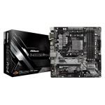 ASRock B450M Pro4 /AMD B450/DDR4/SATA3/M.2/USB3.0/PCIe3.0/AM4/mATX