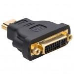 Akyga AK-AD-02 DVI-I/F - HDMI/M
