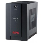 APC BX500CI BACK-UPS 500 VA, AVR, gniazda zasilające IEC
