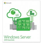 Windows Server Essentials 2019 64Bit Polish DVD 1-2CPU