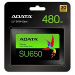 ADATA Ultimate SU650 480GB 2,5