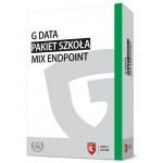 G DATA Pakiet Szkoła MIX Endpoint BOX do 50PC 3 LATA