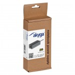 Akyga AK-ND-51 do notebooka 20V/2,25A 45W Square Yellow