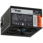 Akyga Ultimate AK-U4-350 80+ Bronze Fan12cm P8 4xSATA PCI-E