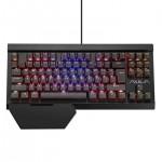 Aula Hyperion Gaming mechaniczna, RGB, czarna
