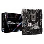 ASRock B365M-HDV /B365/DDR4/SATA3/M.2/USB3.1/PCIe3.0/s.1151/ATX