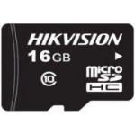 MicroSDHC HIKVISION HS-TF-L2 16GB 90/20 MB/s Class 10 U1