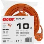 Acar PS-2P 2X1 10m pomarańczowy