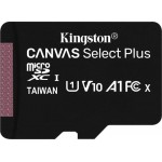 Kingston microSD Canvas Select Plus 64GB UHS-I Class 10 + adapter