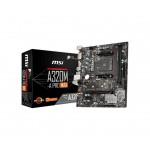 MSI A320M-A PRO MAX /AMD A320/DDR4/SATA3/USB3.0/PCIe3.0/AM4/mATX
