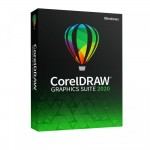 CorelDRAW Graphic Suite 2020 CZ/PL WIN