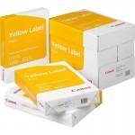 Canon Yellow Label A4 - Karton 5x ryza (2500 arkuszy) Matowy