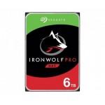 SEAGATE IronWolf™ PRO 6TB ST6000NE000 3,5'' 7200RPM 256MB cache NAS