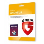 G DATA ANTIVIRUS 1PC 1 ROK KARTA-KLUCZ