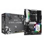 ASRock B450 Steel Legend /AMD B450/DDR4/SATA3/M.2/USB3.1/PCIe3.0/AM4/mATX