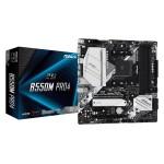 ASRock B550M Pro4/AMD B550/DDR4/SATA3/M.2/USB3.1/PCIe4.0/AM4/mATX