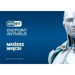 ESET Endpoint Antivirus 5 komputerów (pakiet Client), 12 m-cy, BOX
