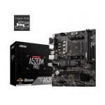 MSI A520M PRO /AMD A520/DDR4/SATA3/M.2/USB3.1/PCIe3.0/AM4/mATX