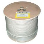 Cabletech F690BV A biały szpula 305m