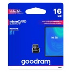 GOODRAM 16GB M1A0-0160R12 cl 10 UHS I
