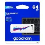 GOODRAM UCL2 64GB USB 2.0 White