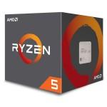Ryzen 5 1600 S-AM4 3.20/3.60GHz 6x512KB L2/2x8MB L3 12nm BOX