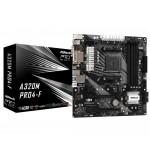 ASRock A320M Pro4-F /AMD A320/DDR4/SATA3/M.2/USB3.0/PCIe3.0/AM4/mATX