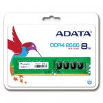 ADATA Premier 8GB (1x8GB) 2666MHz CL19 1,2V Single
