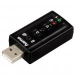 Hama USB 7.1 kanałowy dźwięk przestrzenny