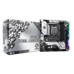 ASRock B460M Steel Legend /B460/DDR4/SATA3/M.2/USB3.0/PCIe3.0/s.1200/mATX