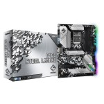 ASRock B460 Steel Legend /B460/DDR4/SATA3/M.2/USB3.1/PCIe3.0/s.1200/ATX