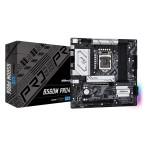 ASRock B560M Pro4 /B560/DDR4/SATA3/M.2/USB3.0/PCIe4.0/s.1200/mATX