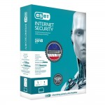ESET Internet Security BOX 3U 12M