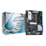 ASRock B560 Steel Legend /B560/DDR4/SATA3/M.2/USB3.0/PCIe4.0/s.1200/ATX