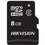 HIKVISION HS-TF-C1(STD) 8GB 45/10 MB/s Class 10 U1 + adapter