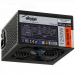 Akyga Ultimate AK-U4-1250 80+ Gold Fan14cm P8 5xSATA 12xPCI-E