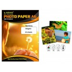 Papier fotograficzny SAVIO  PA-01 A6 180g/m2 20szt