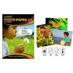 Papier fotograficzny SAVIO PA-10 A4 220g/m2 50 szt