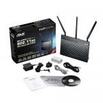ASUS DSL-AC68U Wi-Fi AC1900 ADSL2/VDSL2 WAN RJ11 USB